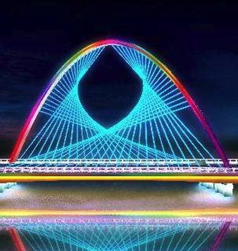 LED亮化工程案例
