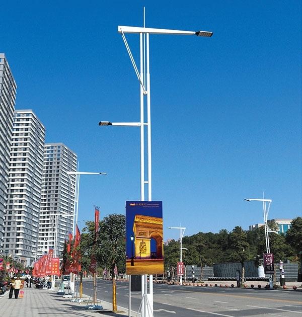 市政亮化工程是美化城市环境的进一步改变