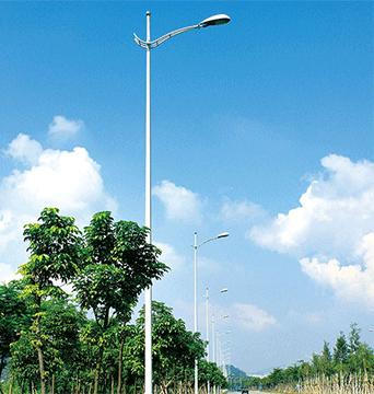 引导性户外亮化工程灯具可以在夜晚散发独特的魅力