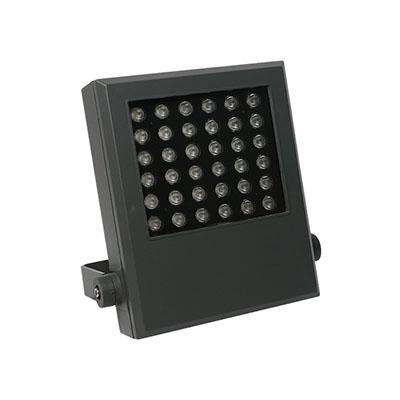 户外亮化工程灯具具有高的光密度和亮度