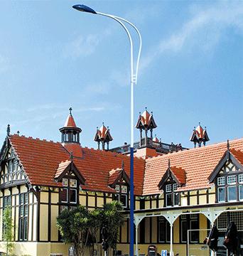 城市亮化灯具厂家选用灵便变化多端的设计方案技巧